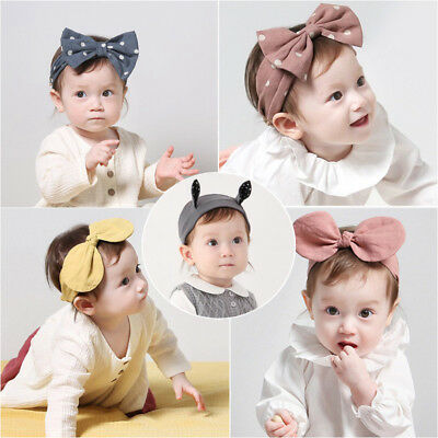 Pretty Lovely Girl Headband Toddler Hair Band Accessories Headwear For Infant