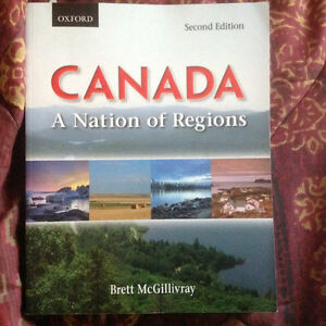 Canada A Nation of Regions - Geography BRAMPTON AREA