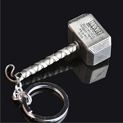 MARVEL THOR HAMMER Schlüsselanhänger / Keychain in OVP WH
