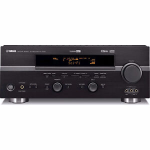 Récepteur Yamaha RX-V550 Receiver 6.1 Home Theater  TESTED