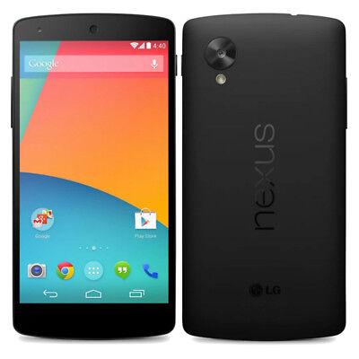 LG Nexus 5 - 32GB - Black (Unlocked) Smartphone Very Good Condition