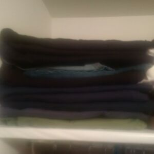 12 pairs ladies pants