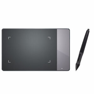 """HUION 4""""X2.23"""" USB DRAWING TABLET/PEN ONLY $23.99!"""