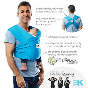 Baby K'Tan Stretchy Sling Baby Carrier