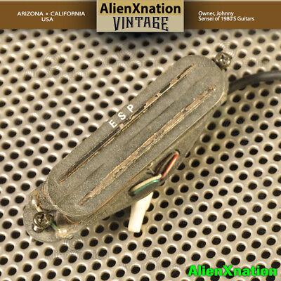 Alpha Kamikaze® Tiger Lynch Guitar Push-Pull A500k Potentiometer Pickup Selector