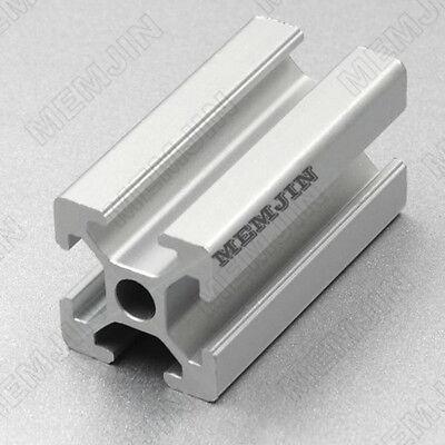 1515 T-slot Aluminum Extrusion 15 Series 15x15mm Length 100200300400500mm