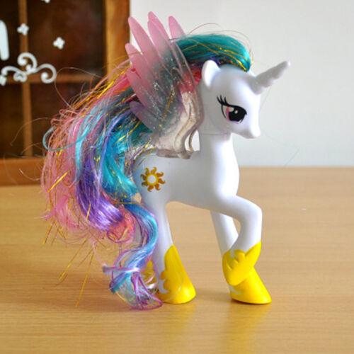 14cm My Little Pony Puppe Princess Sammeln Figur Figuren Spielzeug Geschenk Toy