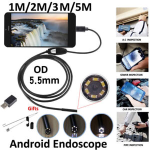 Waterproof Mini Endoscope Camera