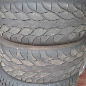 GOOD CONDITION SUMMER TIRES
