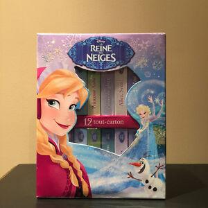 Livres La Reine Des Neiges