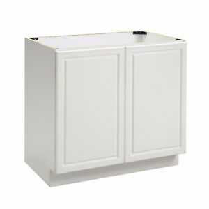 Brand new laundry room cabinets