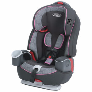 Graco Nautilus 65 3-in-1 Booster Car Seat - Sylvia, New