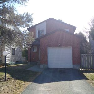 Nice 4 Bd Home (Merivale & Viewmount) Available May 01, 2016