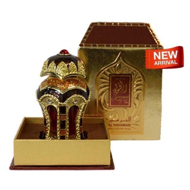 Rafia Gold by al Haramain 20ml Oil Based Perfume - Beautiful Attar