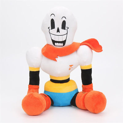 Undertale PAPYRUS Plush Stuffed Doll Xmas Toy 11 inch