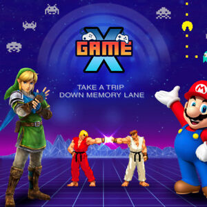 GameX 2.0 is Coming to the Hershey Centre w/ Thousands of Games!