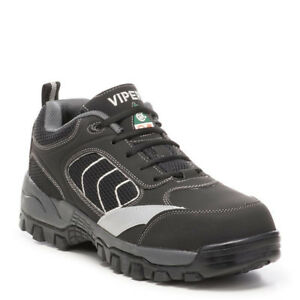 Men's Safety Shoes, Brand New, Metal-Free, size: 7.5