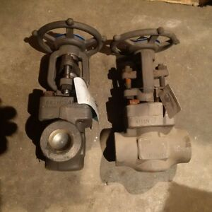 Newco 41-1 inch valve -Class 1500 gate type,115-FS-4/3-NC RP,BR Kitchener / Waterloo Kitchener Area image 1