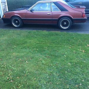 1979 Ford Mustang  Fox Body
