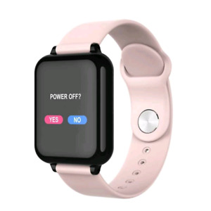 SMART WATCH- HEART RATE MONITOR & BLOOD PRESSURE