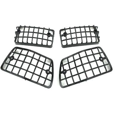 INDICATOR KIT VESPA FRONT / REAR PX COVER PLASTIC 4 PIECES