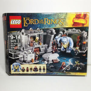 Lego The Lord of the Rings  Le seigneur des anneaux Set 9473