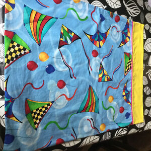 Handmade Kite Pillowcase