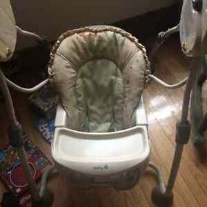 Great Used Baby Swing 4 Sale!