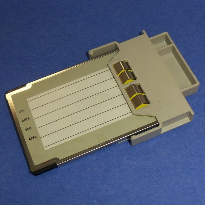 SCHNEIDER 64K16 RAM MEMORY CARD TSXMRP064P