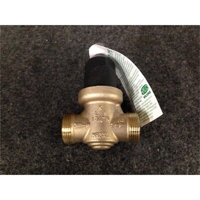 Zurn Nr3xlc Water Pressure Reducing Valve 34 Bronze