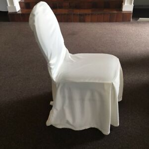 BANQUET CHAIRS STACKING & CHAIR COVERS