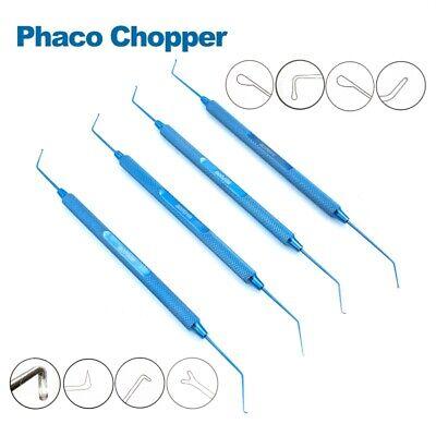 Phaco Chopper Manipulator Sinskey Spatula Hook Ophthalmic Surgical Instruments