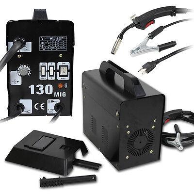 Gas Less Flux Core Wire Welder Welding Machine Cooling Fan 110V MIG-100/MIG-130 Home & Garden