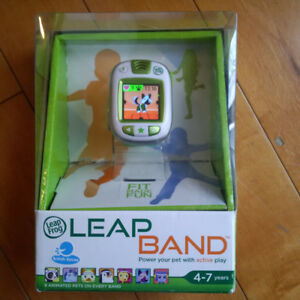 Leap Band from Leap Frog English Edition
