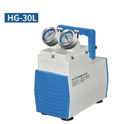 Oil-free Lab Diaphragm Vacuum Pump Hg-30l 30lmin 150mbar Normal Type Sups