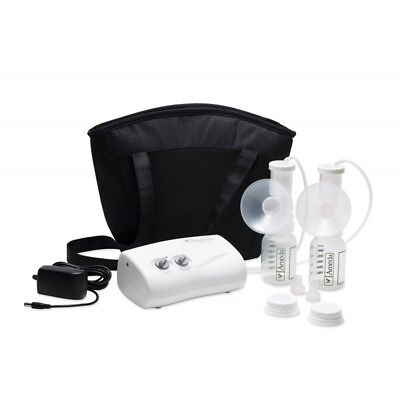 Ameda Finesse Double Electric Breast Pump With Minnie Tote BRAND NEW IN BOX