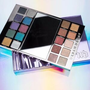 Makeup :Urban Decay Heavy Metals Eyeshadow Palette Limited