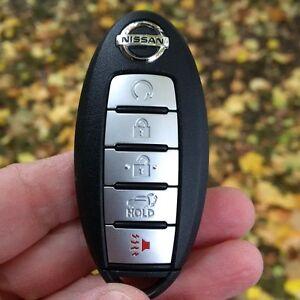 Nissan Smart Key / Clef Intelligente Nissan