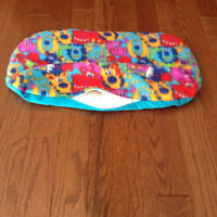 Sensory weighted lap pads, neck pads, blankets and more