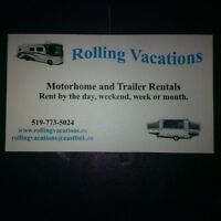 Earn Income With Your RV - Motorhome or Travel Trailer