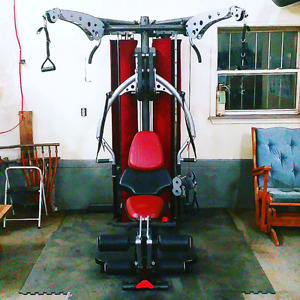 Looking for commercial grade fitness equipment.