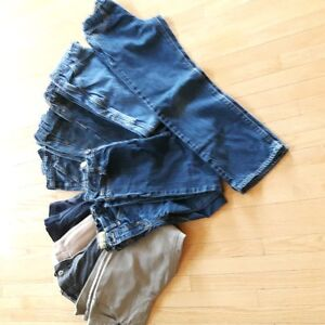 Boys Jeans Like NEW--NO Rips/Tears Size 10--Old Navy