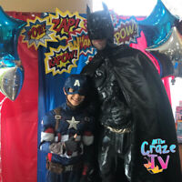 Kids Parties! Face Painting, Crafts, Balloons, Dance and SLIME