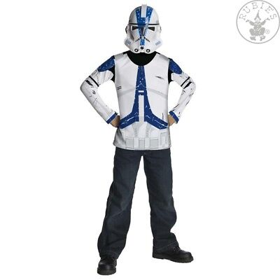 RUB 3881329 Lizenz Star Wars Kinder Kostüm Clonetrooper Dress up mit Maske