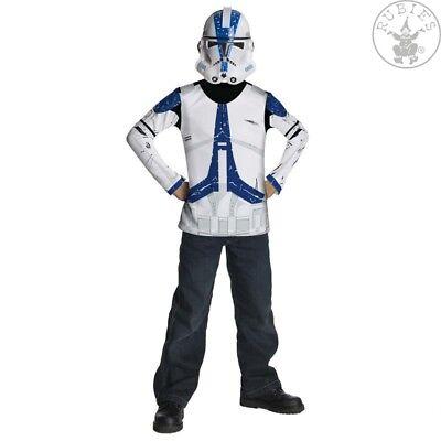 RUB 3881329 Lizenz Star Wars Kinder Kostüm Clonetrooper Dress up mit - Kinder Kostüm Dressup