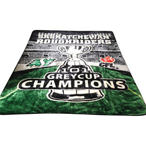 Wanted Roughrider Mink Blanket - Double Size