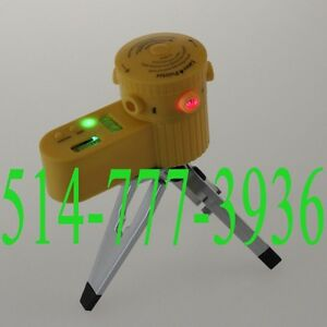 Laser Level Leveler Multifunction Vertical Horizontal Tool