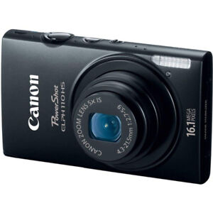 Canon PowerShot ELPH 110 HS 16.1 MP CMOS Digital Camera with 5x