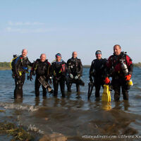 Learn To Scuba Dive-March 17th to 19th