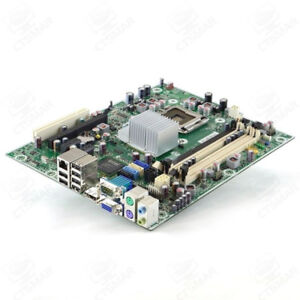 HP Mother Board with CPU`s